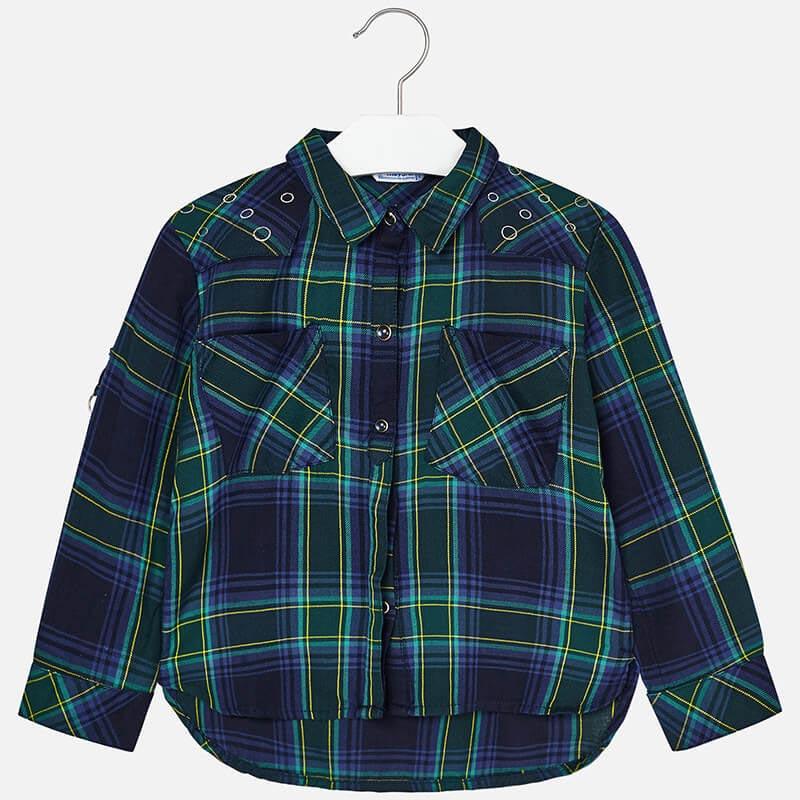 Стилна детска риза Mayoral 4126