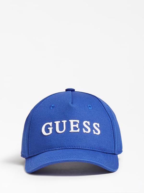 Детска спортна шапка с козирка Guess ABANDEC0214