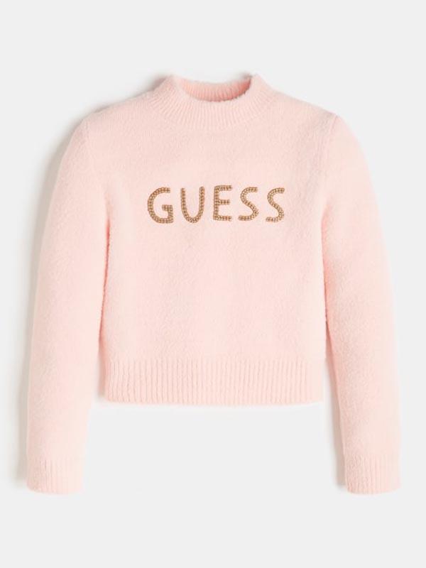 Детска пуловер финно плетиво  Guess J1BR01Z2WS0