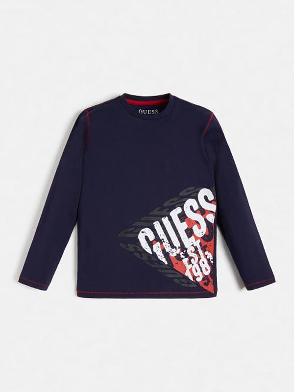 Детска спортна блуза Guess L1BI13I3Z11