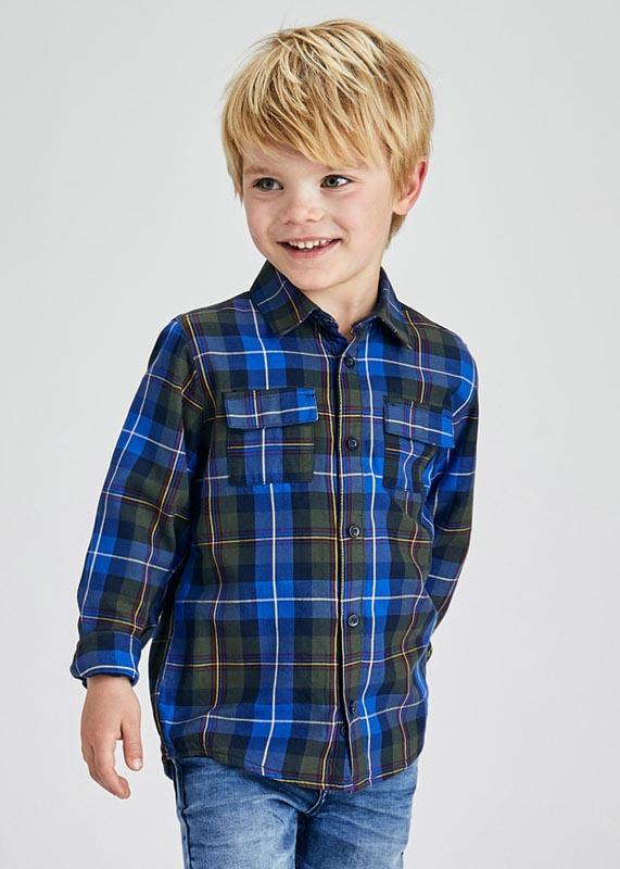 Детска спортно-елегантна риза Mayoral 4162