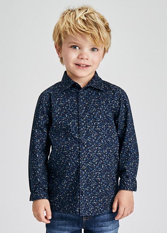 Детска спортно - елегантна риза Mayoral 4167