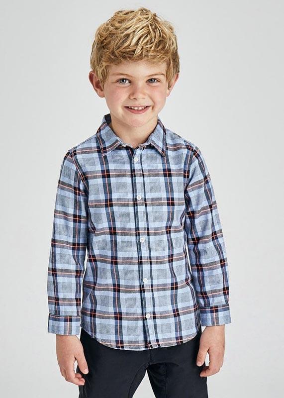 Детска спортно-елегантна риза Mayoral 4168