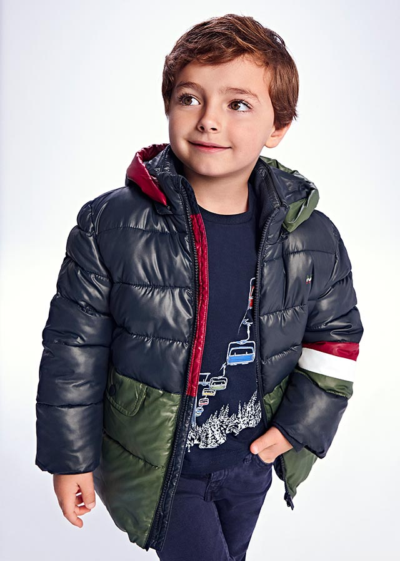 Детско зимно яке за момче Mayoral 4413