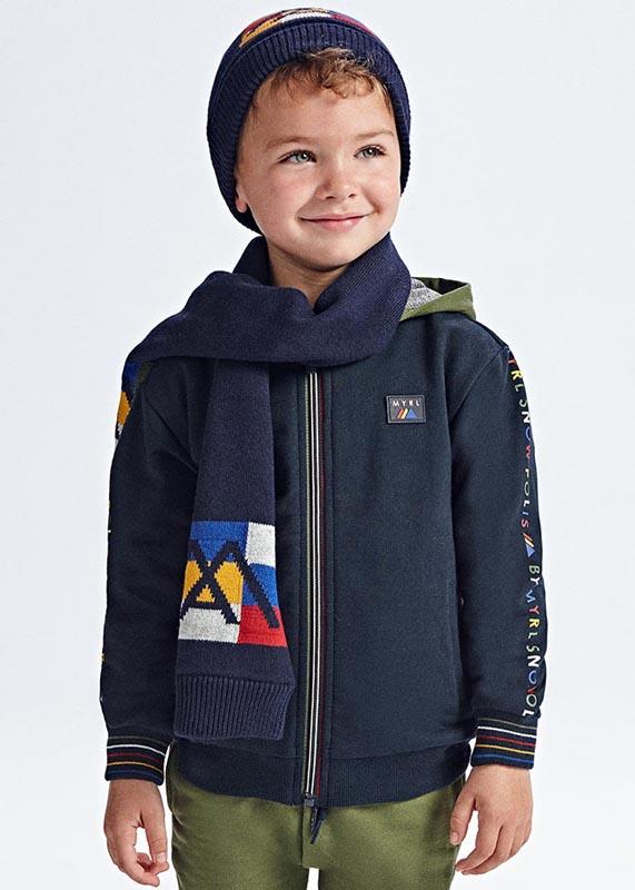 Детски зимен комплект шапка и шал Mayoral 10152