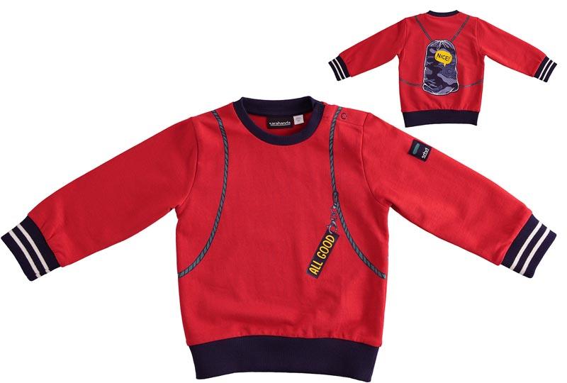 Детска спортна блуза Sarabanda D3108