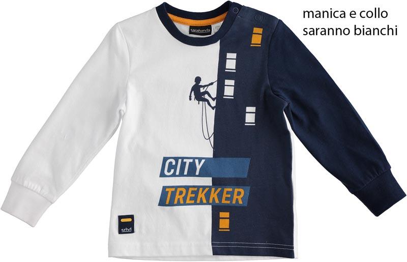 Детска спортна блуза Sarabanda 03126