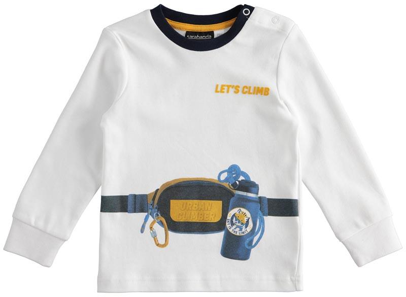 Детска спортна блуза Sarabanda 03127