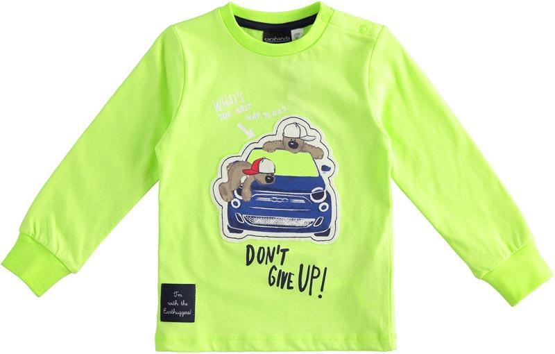 Детска спортна блуза Sarabanda 03133