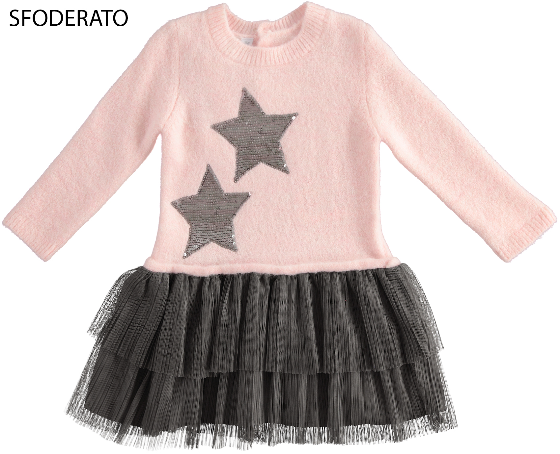 Детска рокля iDO 43600