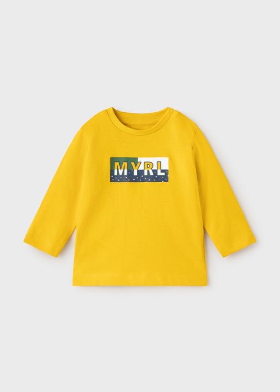 Бебешка бейсик тениска Mayoral 108