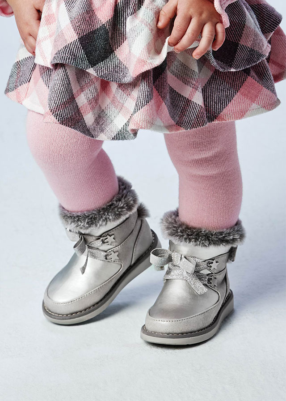 Бебешки боти тип ботуши за момиче Mayoral 42230