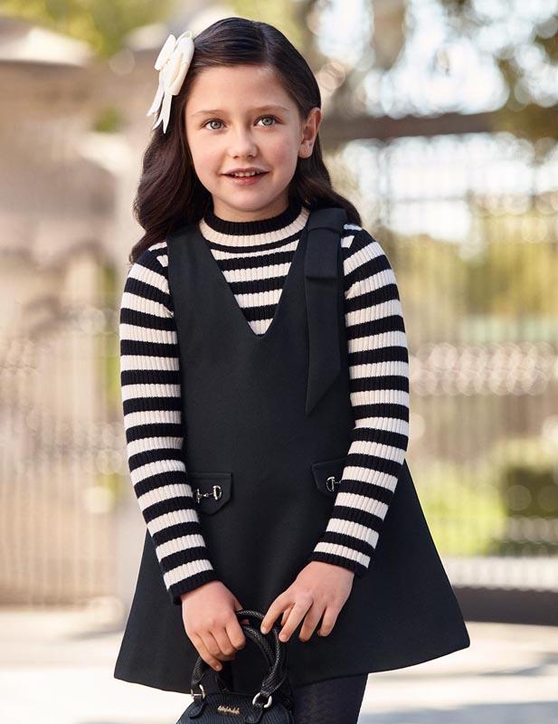 Детска рокля Abel and Lula 5525