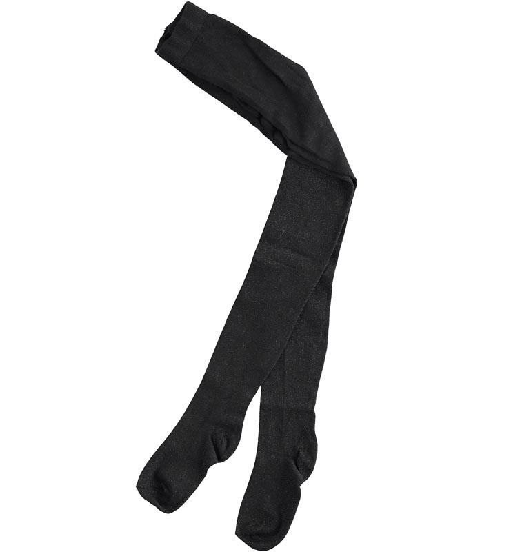 Плътен детски чорапогащник с бляскави частици Sarabanda 03576