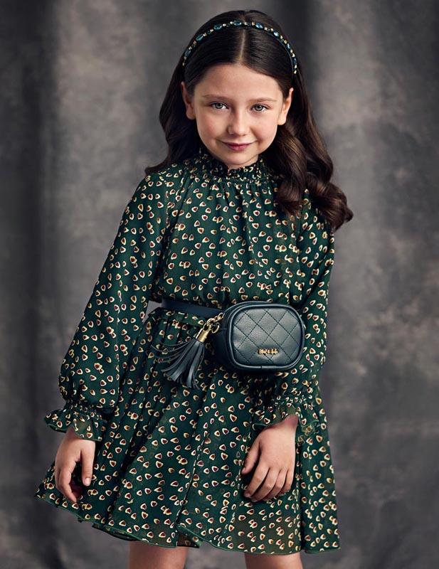 Детска рокля Abel and Lula  5514