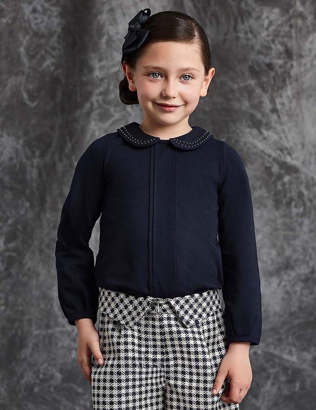 Детска стилна блуза Abel and Lula 5615